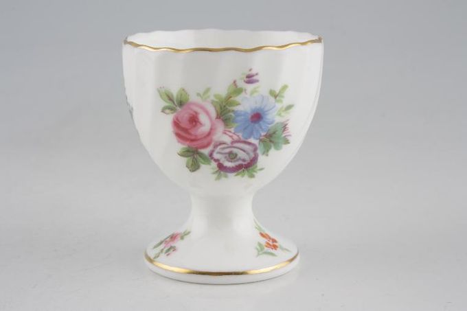 Minton Marlow - Fluted and Straight Edge Egg Cup Footed