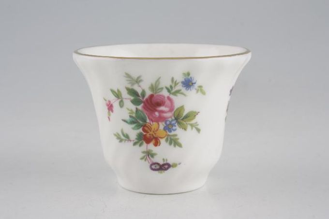 Minton Marlow - Fluted and Straight Edge Egg Cup Not Footed
