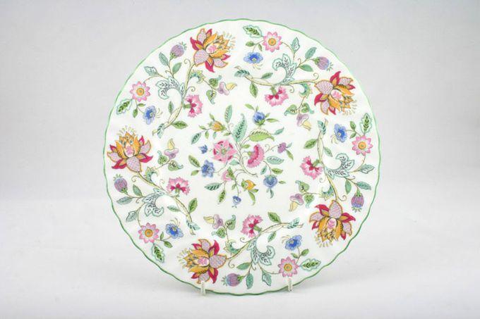 """Minton Haddon Hall - Green Edge Breakfast / Salad / Luncheon Plate 9"""""""