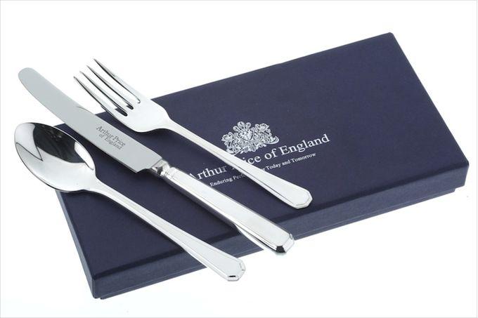 Arthur Price Everyday Grecian Children's Cutlery Set