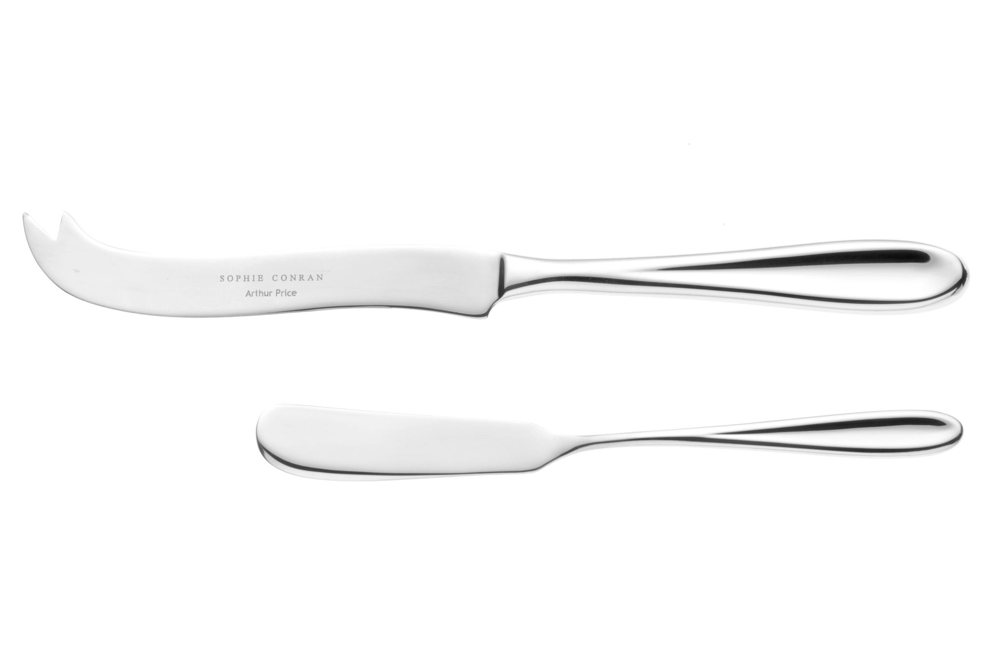 Sophie Conran for Arthur Price Rivelin Cheese and Butter Knife Set thumb 2