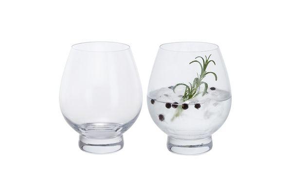 Dartington Crystal Gin Connoissuer Pair of Tumblers