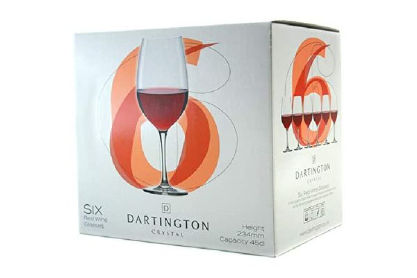 Dartington Crystal Six