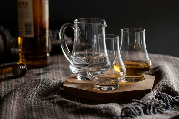 Dartington Crystal Whisky