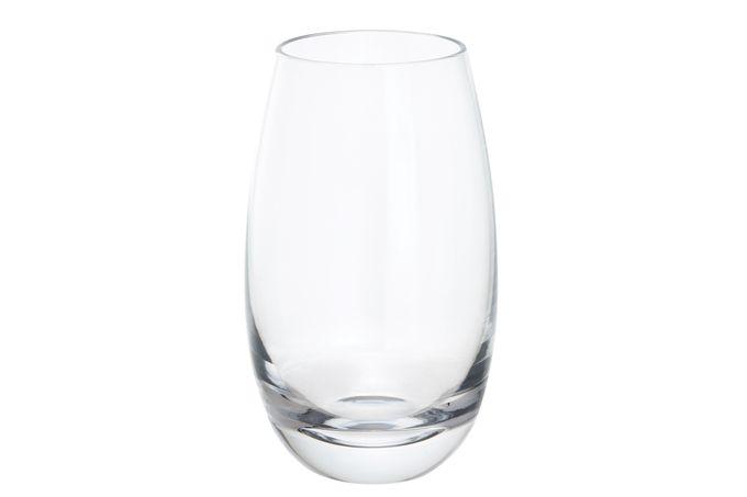 Dartington Crystal Whisky Pair of Tumblers Whisky Mixer Pair 0.44l