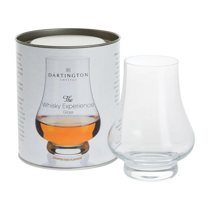 Dartington Crystal Whisky Whisky Experience Glass Height 108mm