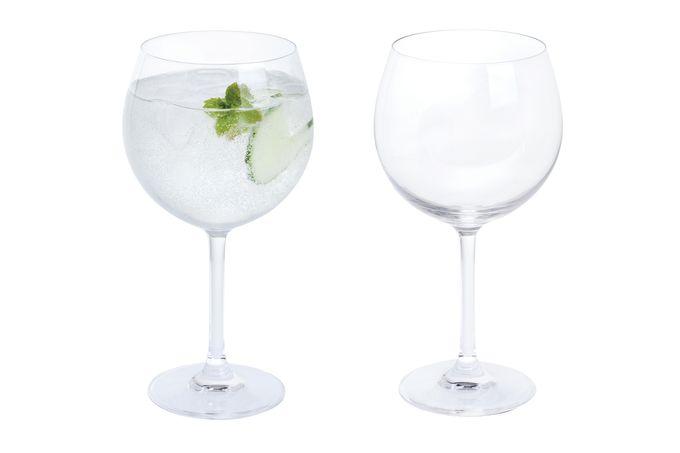 Dartington Crystal Wine & Bar Pair of Gin Glasses 650ml