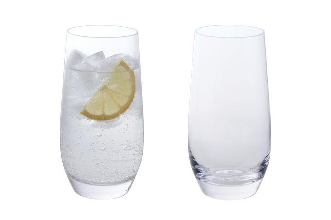 Dartington Crystal Wine & Bar Pair of Highballs 450ml