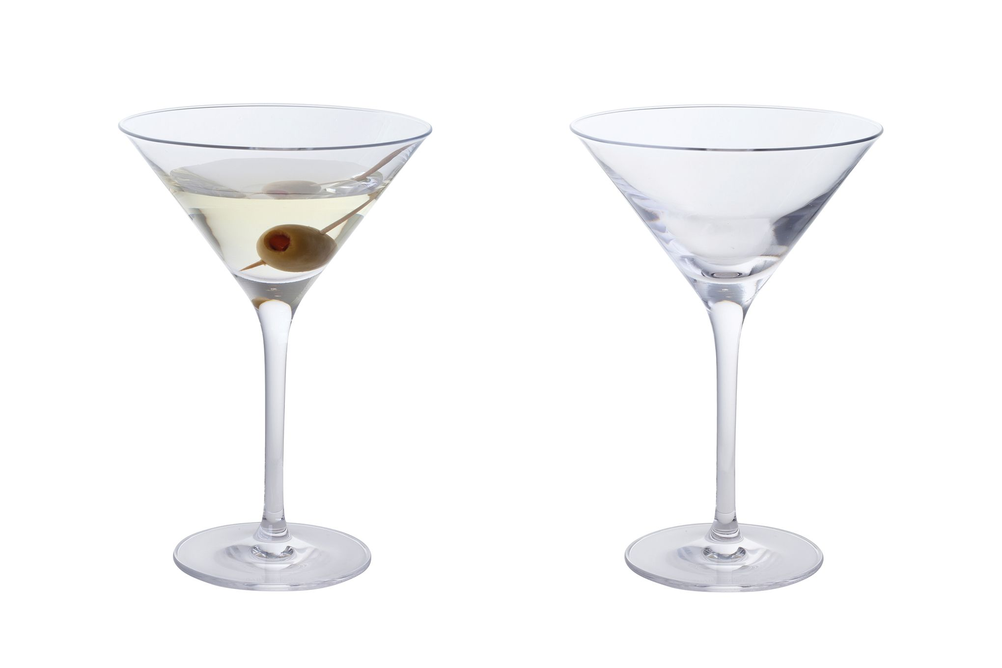 Dartington Crystal Wine & Bar Pair of Martini Glasses 240ml thumb 1