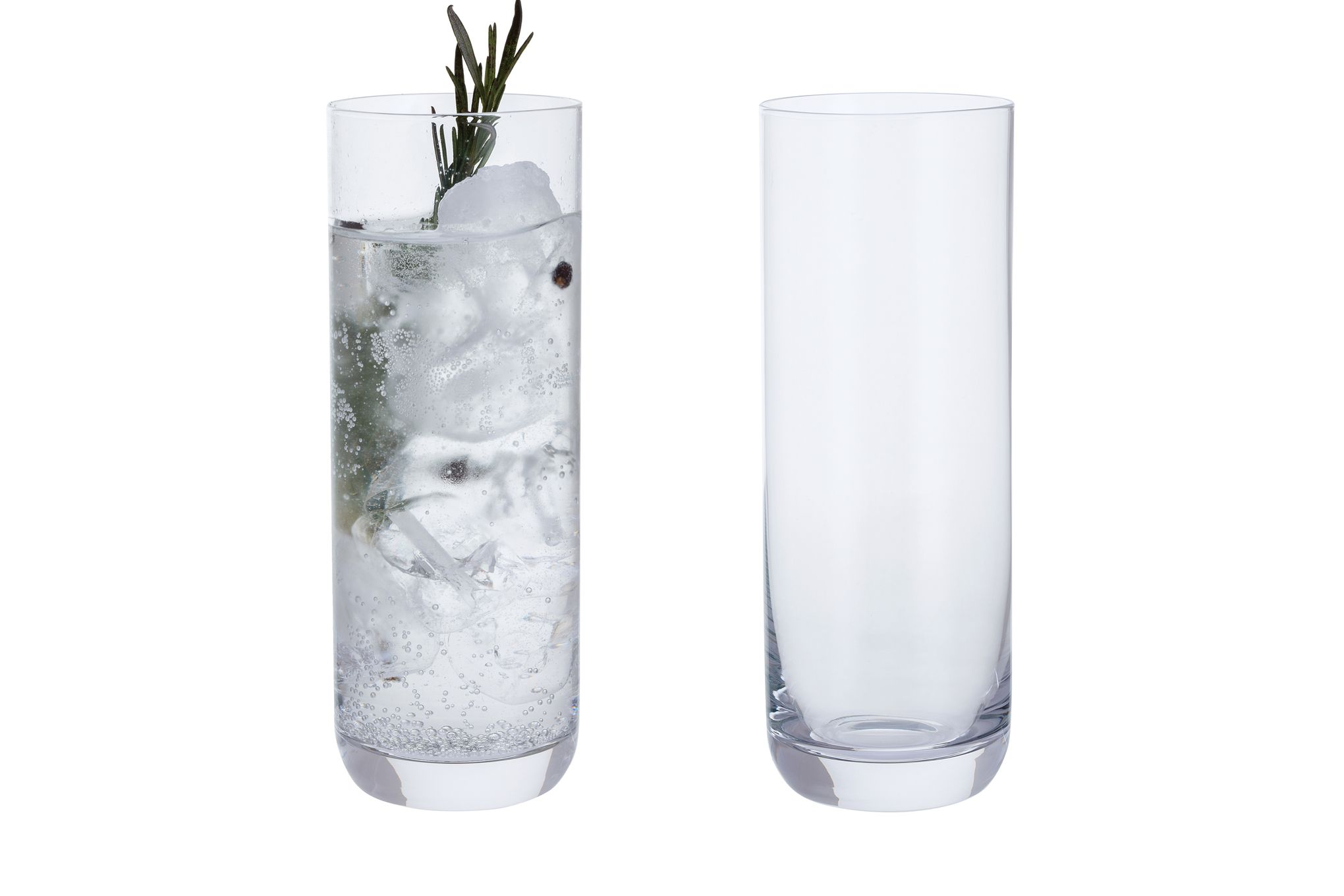 Dartington Crystal Wine & Bar Pair of Highballs Slim Gin 400ml thumb 1