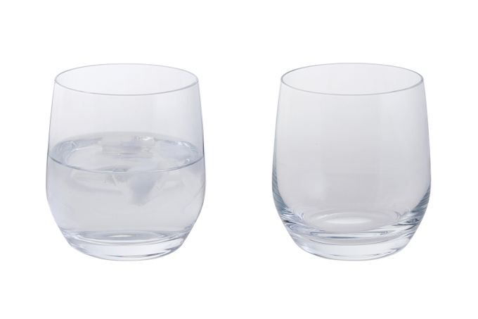 Dartington Crystal Wine & Bar Pair of Tumblers 370ml