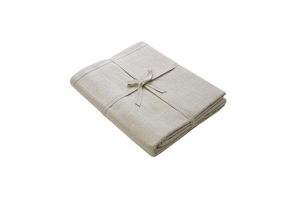 Walton & Co Primavera Tablecloth Linen 130 x 180cm