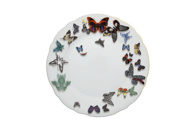 Christian Lacroix Butterfly Parade Dinner Plate 26cm