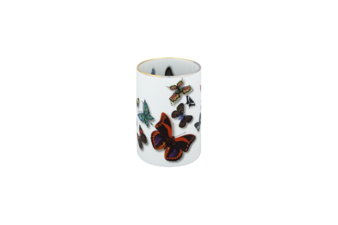 Christian Lacroix Butterfly Parade Pencil Holder 11 x 7.5cm