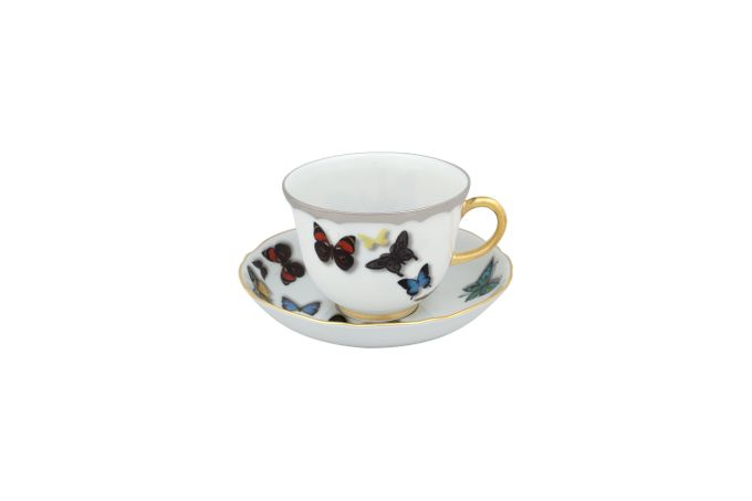 Christian Lacroix Butterfly Parade Teacup & Saucer 0.24l