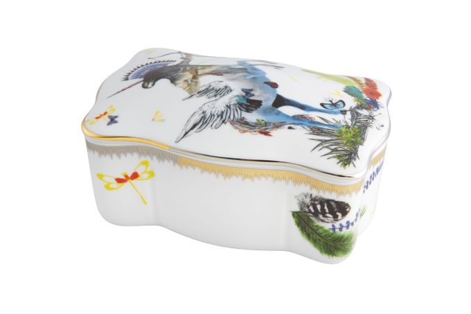 Christian Lacroix Caribe Box Shaman 15.1 x 9.1cm