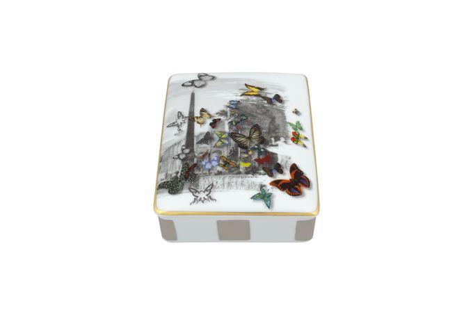 Christian Lacroix Forum Card Box Tower 17.5 x 11cm