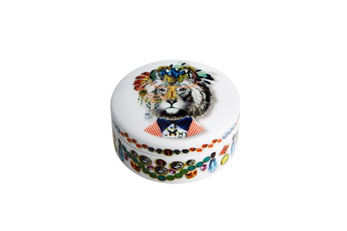 Christian Lacroix Love Who You Want Box Lion - Gift Boxed