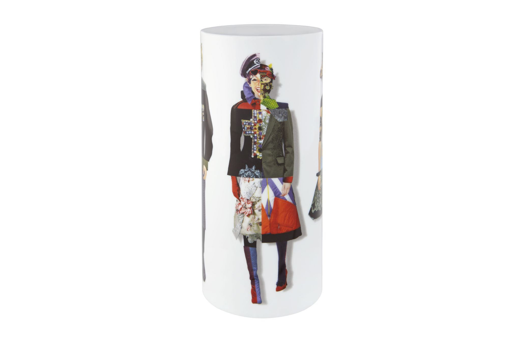 Christian Lacroix Love Who You Want Vase Gift Boxed 27.8cm thumb 1