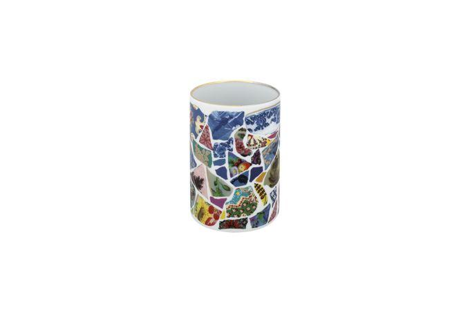 Christian Lacroix Picassiette Vase 15 x 20.2cm