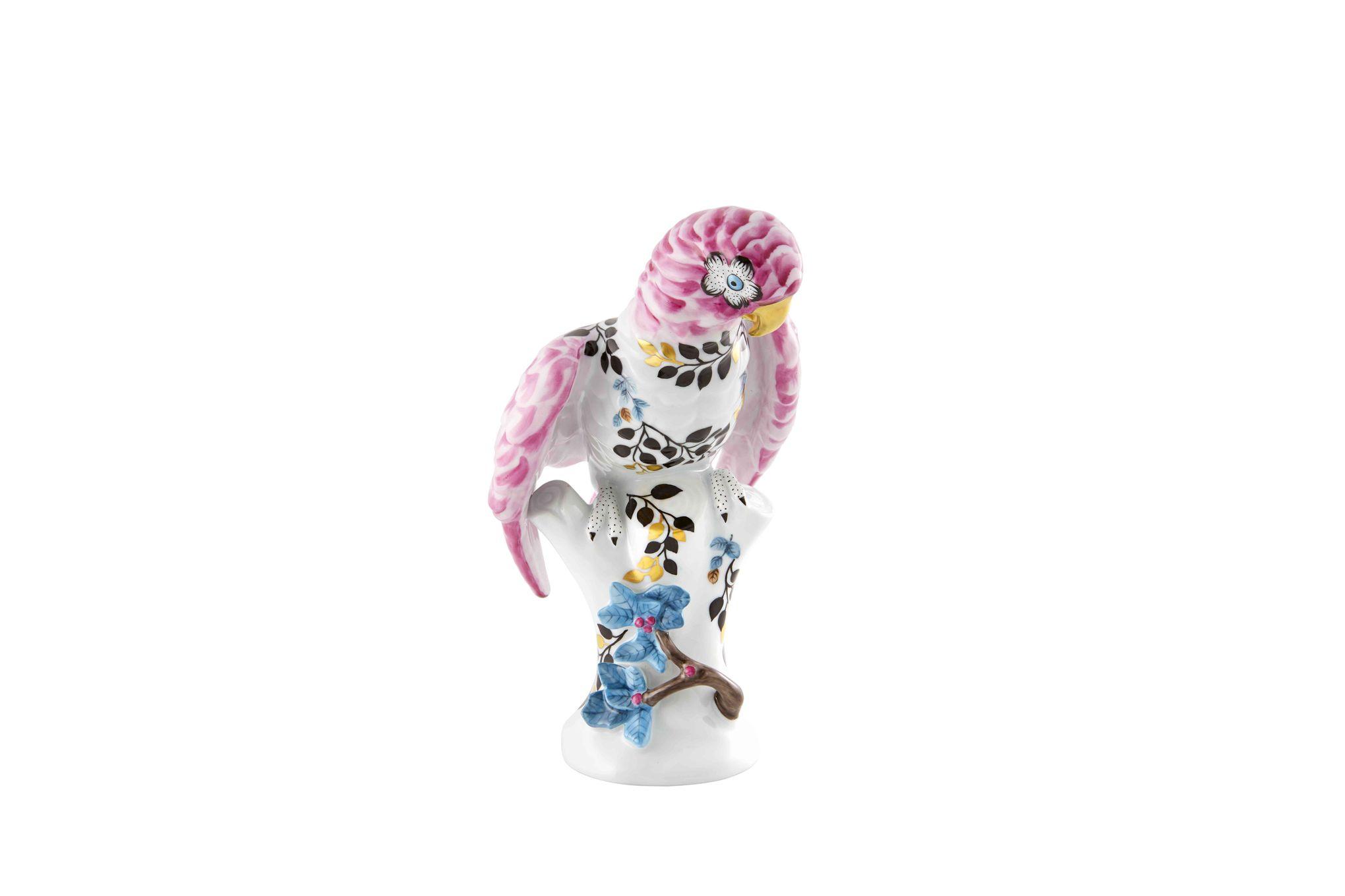 Christian Lacroix Primavera Figurine Parrot thumb 1