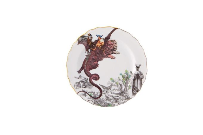 Christian Lacroix Reveries Tea Plate 18.3cm
