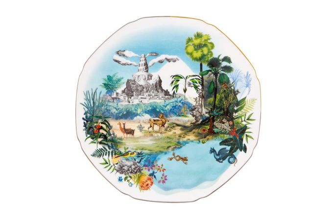 Christian Lacroix Reveries Charger 33.4cm