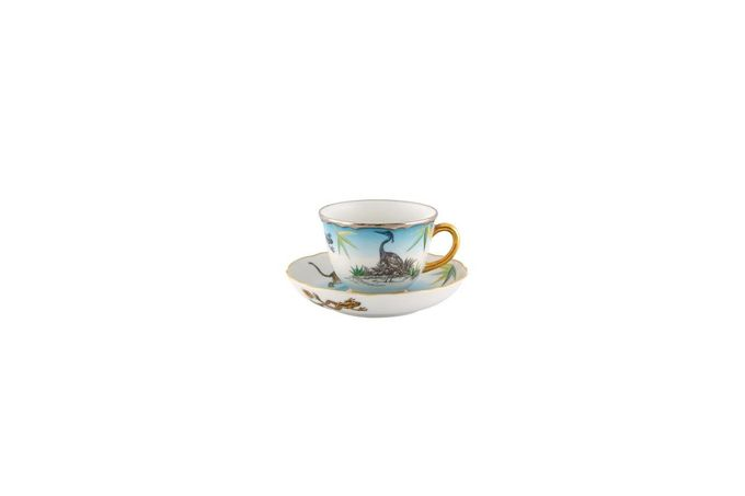 Christian Lacroix Reveries Coffee Cup & Saucer