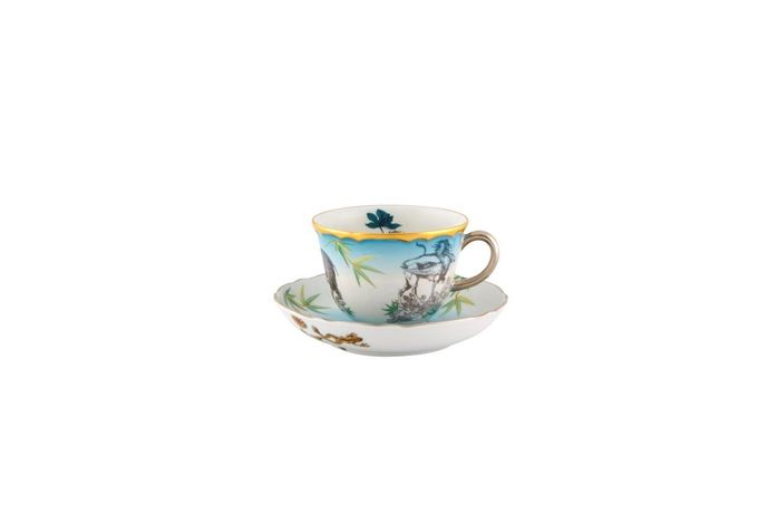 Christian Lacroix Reveries Teacup & Saucer