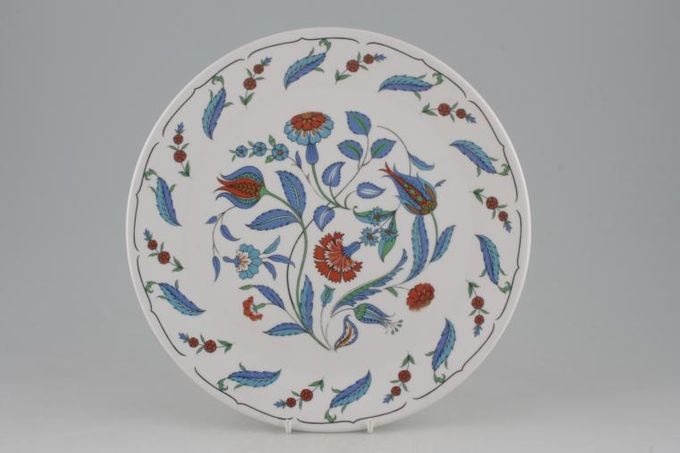 "Noritake Turquoise Dinner Plate 10 1/2"""