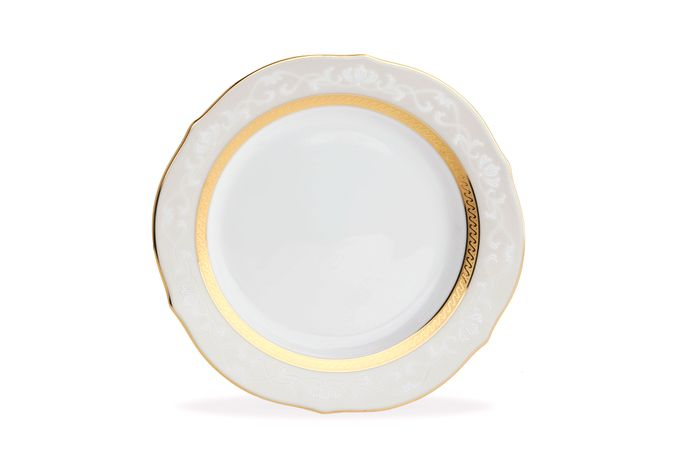 Noritake Hampshire Gold Accent Side Plate 23cm