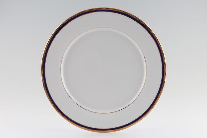 """Noritake Toorak Blue Dinner Plate 10 1/2"""""""