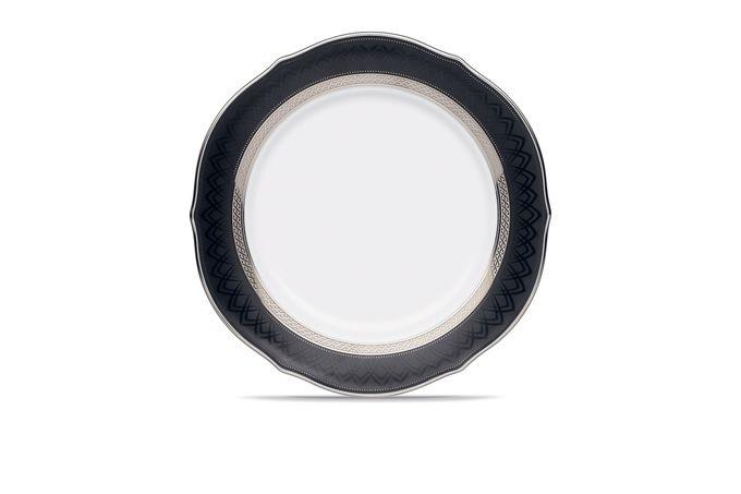 Noritake Austin Platinum Breakfast / Salad / Luncheon Plate Accent 23cm