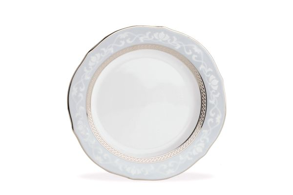 Noritake Hampshire Platinum Accent Side Plate 23cm