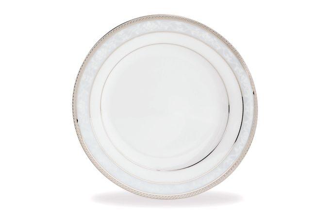 Noritake Hampshire Platinum Dinner Plate 26.9cm