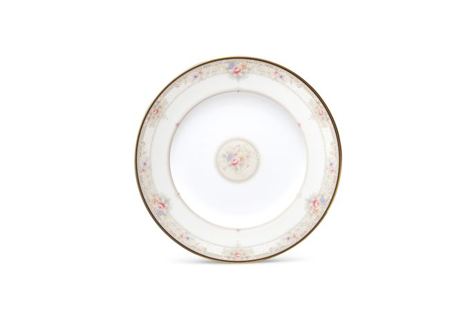 Noritake Italian Rose Breakfast / Salad / Luncheon Plate 23.4cm