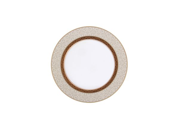 Noritake Odessa Gold Accent Side Plate 23.4cm