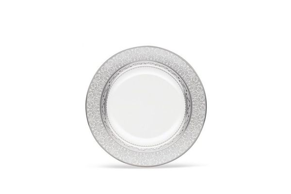 Noritake Odessa Platinum Accent Side Plate 23.4cm