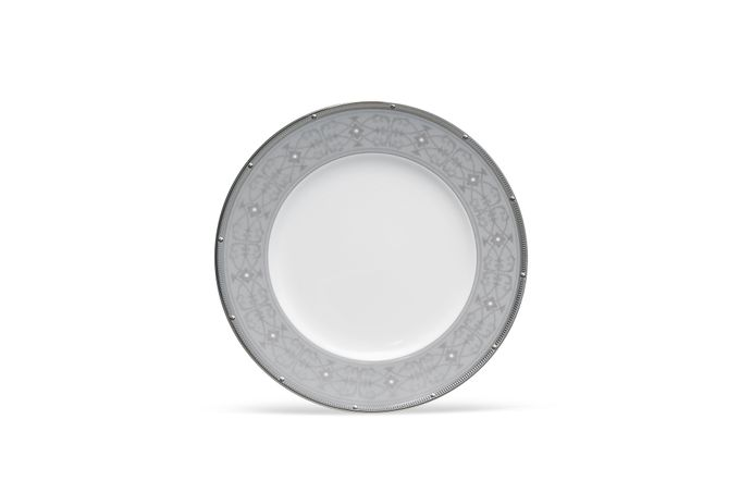 Noritake Rochelle Platinum Accent Side Plate 23.4cm