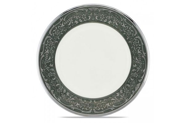 Noritake Silver Palace Accent Side Plate 24cm