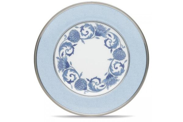 Noritake Sonnet in Blue Accent Side Plate 23.4cm
