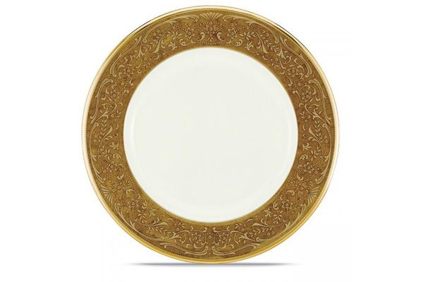 Noritake White Palace Accent Side Plate 24cm