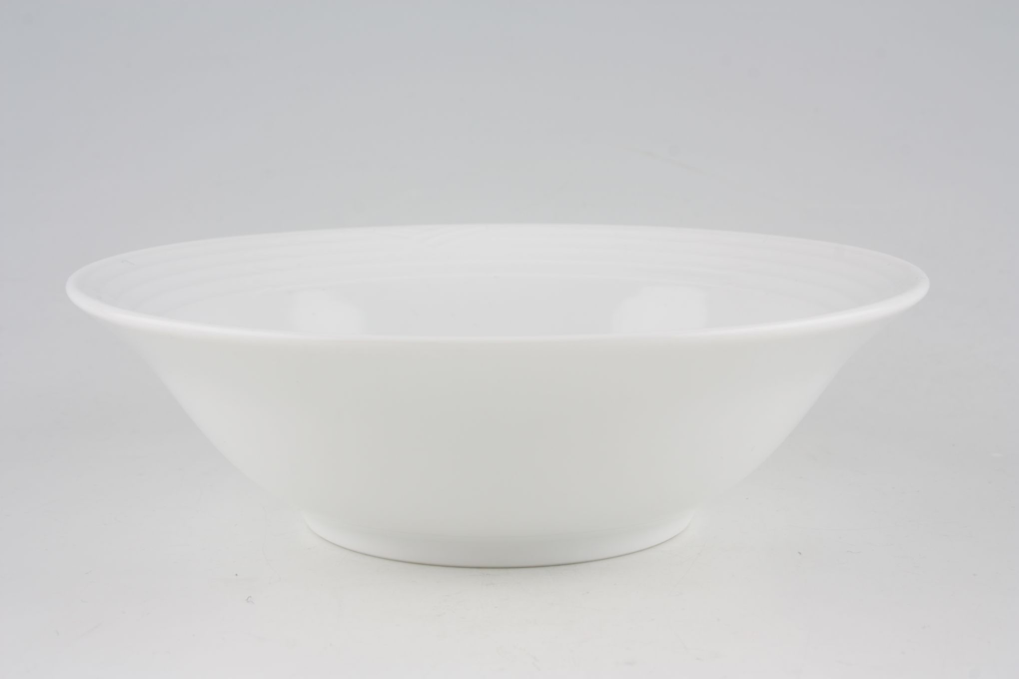 Noritake Arctic White Oatmeal / Cereal / Soup 16.9cm thumb 2