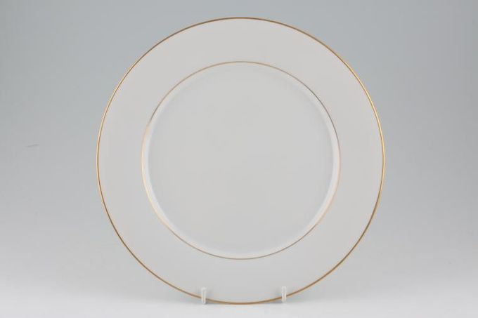 "Noritake Regency Gold - Noritake Dinner Plate 10 1/2"""