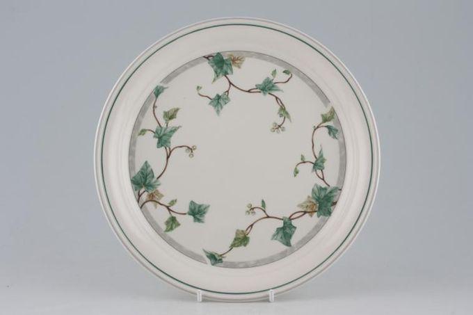 "Noritake Trellis Ivy Breakfast / Salad / Luncheon Plate 9"""