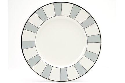 "Noritake Aegean Mist Breakfast / Salad / Luncheon Plate Accent 9 1/2"""