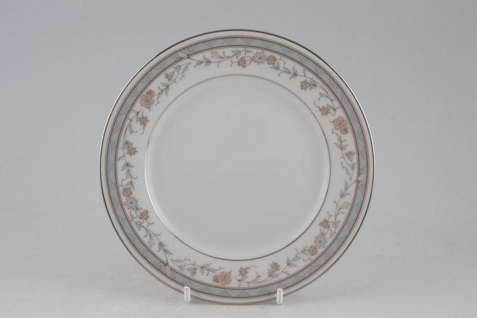 """Noritake True Love Tea / Side Plate 6 1/4"""""""