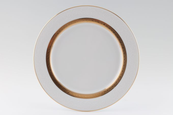 Noritake Signature Gold Accent Side Plate 9""