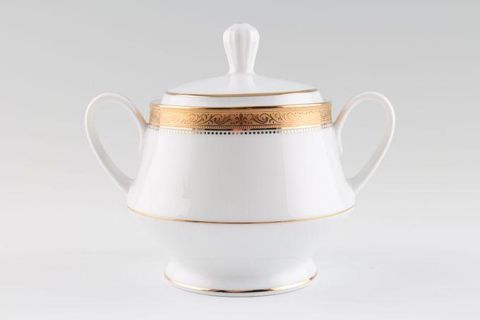 Noritake Signature Gold Sugar Bowl - Lidded (Tea)