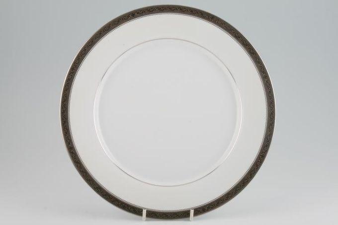 "Noritake Signature Platinum Dinner Plate 10 1/2"""